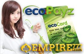 エンパイア777 ecopayz オンラインカジノ出金