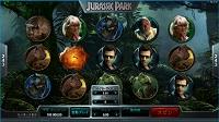 ジュラシックパーク オンラインカジノ スロット