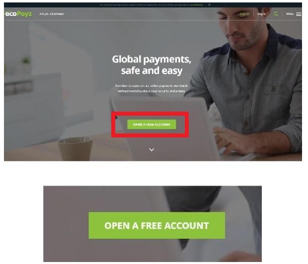 ecopayz 登録方法 出金方法