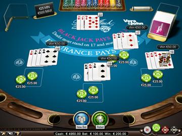 ベラジョンカジノ テーブルゲーム オンラインカジノ