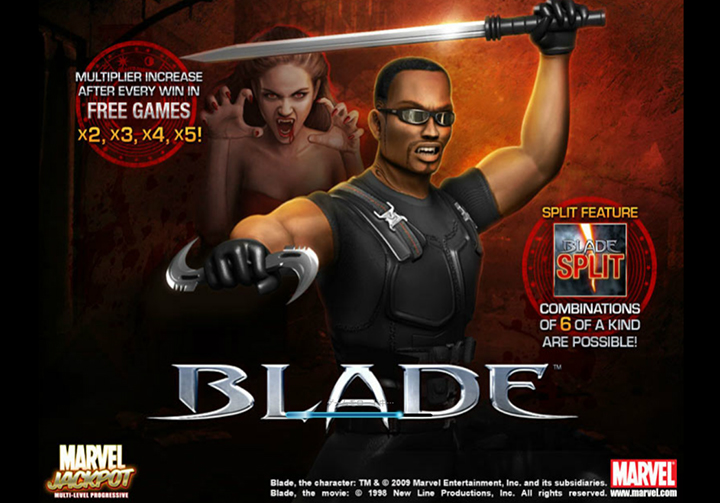 BLADE  レイテック スロット